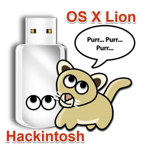 OS X Lion Hackintosh